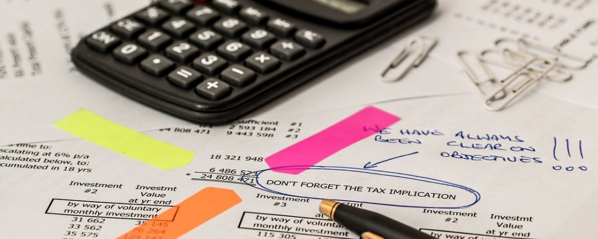 prepare for taxes